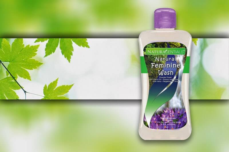 NaturaCentials Natural Feminine Wash