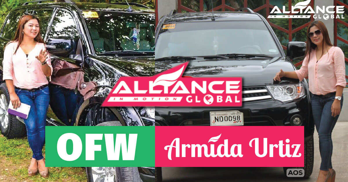 Former OFW Armida Urtiz – AIM Global Success Story