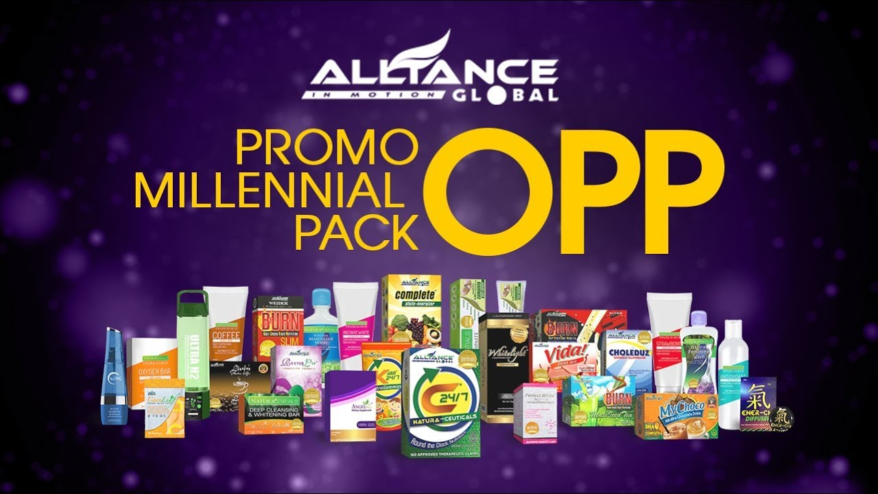 BUY MILLENNIAL PACKAGE worth ₱3,999 and Become A Lifetime Member